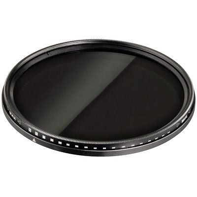 Hama 72mm Vario Neutral-Density Filter ND2-400