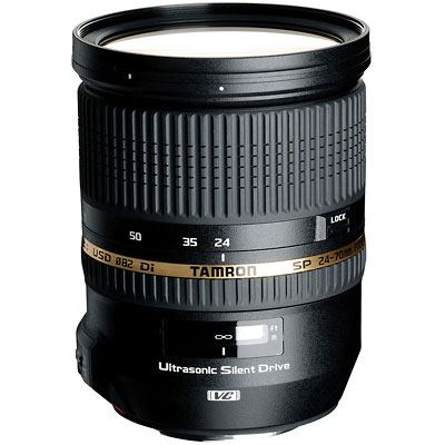Tamron 24-70mm f2.8 Di VC USD Lens - Canon Fit