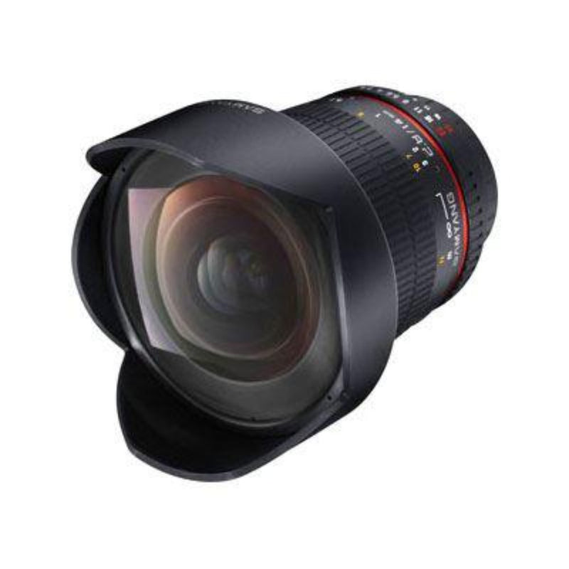 Samyang 14mm f2.8 ED AS IF UMC Lens - Pentax Fit