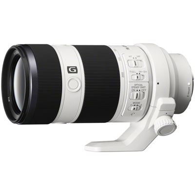Sony 70-200mm f2.8 G SSM II Lens A-Mount