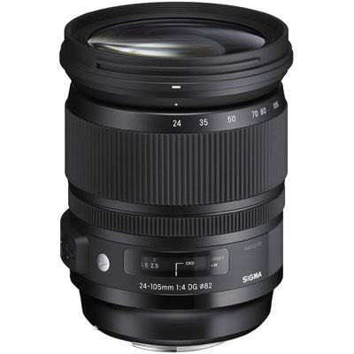 Sigma 24-105mm f4 DG OS HSM Lens - Canon Fit