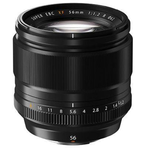 FUJINON LENS XF 56 mm F1.2 R - Cambrian Photography