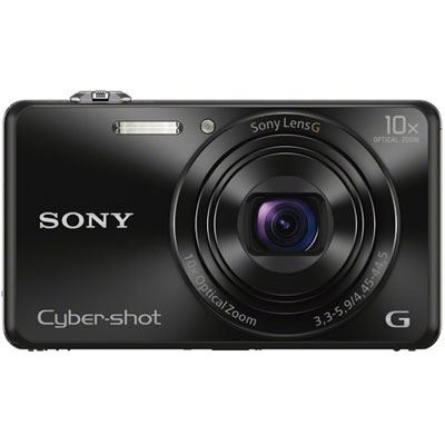Sony Cyber-shot WX220 Digital Camera - Black