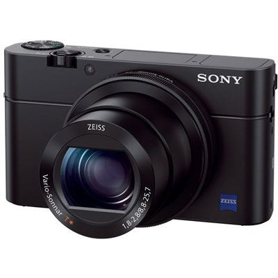 Sony Cyber-Shot RX100 III Digital Camera