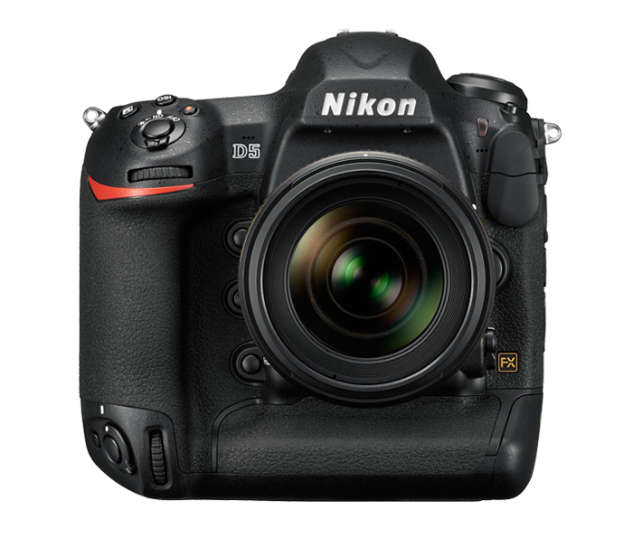 Nikon D5 DSLR Camera Body Only - Black