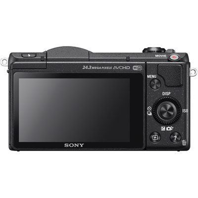 Sony Alpha A5100 Digital Camera Body - Black - EX-DEMO