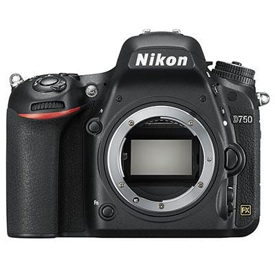 Nikon D750 Digital SLR Camera Body - Refurbished