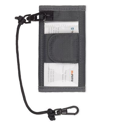 Tenba Tools Reload SD 9 - Card Wallet Grey