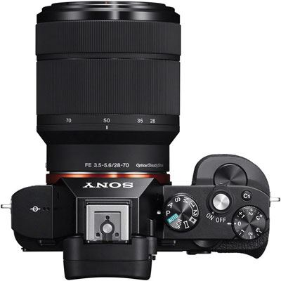 Sony Alpha 7 II Digital Camera with 28-70mm Lens