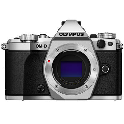Olympus OM-D E-M5 Mark II Camera Body - Silver