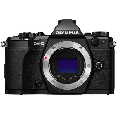 Olympus OM-D E-M5 Mark II Digital Camera Body - Black