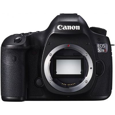Canon EOS 5DS R Digital SLR Camera Body - Ex Display