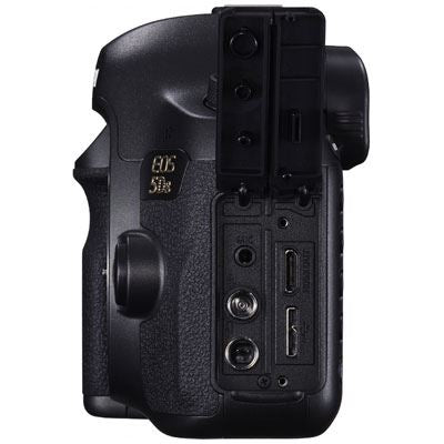 Canon EOS 5DS Digital SLR Camera Body