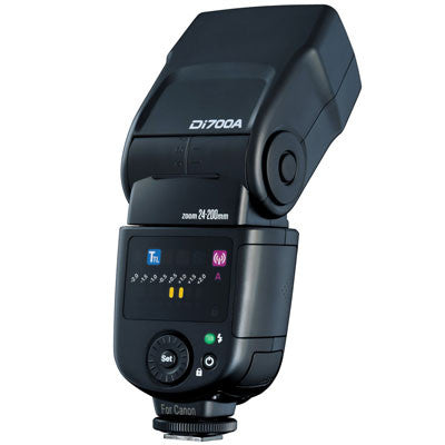 Nissin Di700 Flash Gun for Nikon i-TTL