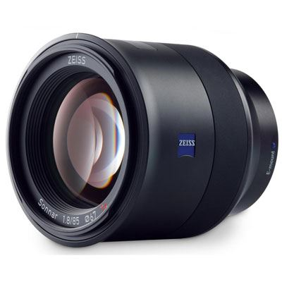 The Zeiss Batis 85mm f/1.8 is a moderate tele lens for Sony's full-frame E-mount compact system cameras. The Batis 85mm is a particularly good choice for wedding photography and portrait shots, offering a fast f1.8 aperture which provides plenty of creative scope to bring out the main subject. Cambrian Photography, Colwyn Bay, North Wales.