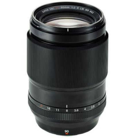 FUJINON LENS XF90mmF2 R LM WR - Cambrian Photography - 1