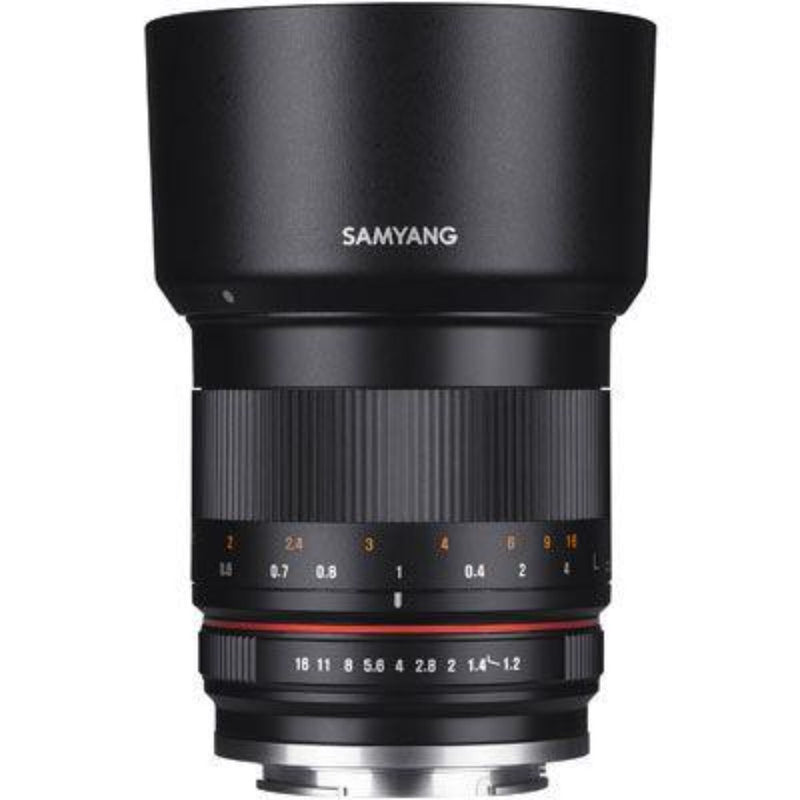Samyang 50mm f1.2 AS UMC CS Lens - Fujifilm X