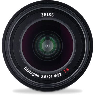 Zeiss 21mm F2.8 Loxia Lens - Sony E Mount