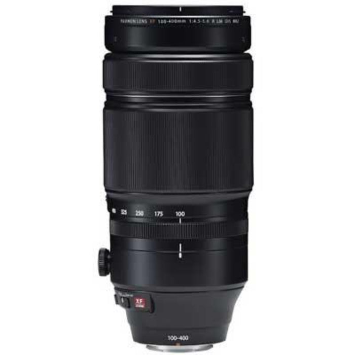 Fuji 100-400 mm f4.5-5.6 R LM OIS WR Fujinon Lens with 1.4X Teleconverter - Cambrian Photography - 3