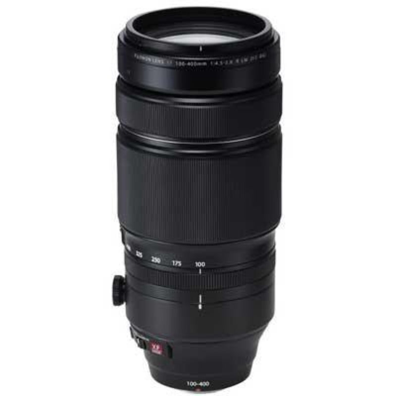 Fuji 100-400 mm f4.5-5.6 R LM OIS WR Fujinon Lens with 1.4X Teleconverter - Cambrian Photography - 2