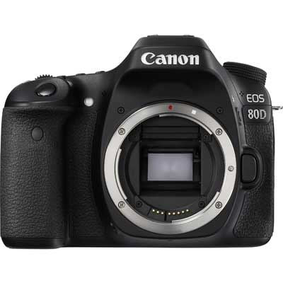 Canon EOS 80D Digital SLR Camera Body