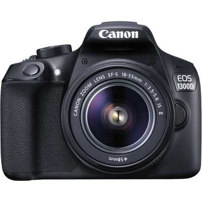 Canon 1300D - EOS Digital DLSR Camera