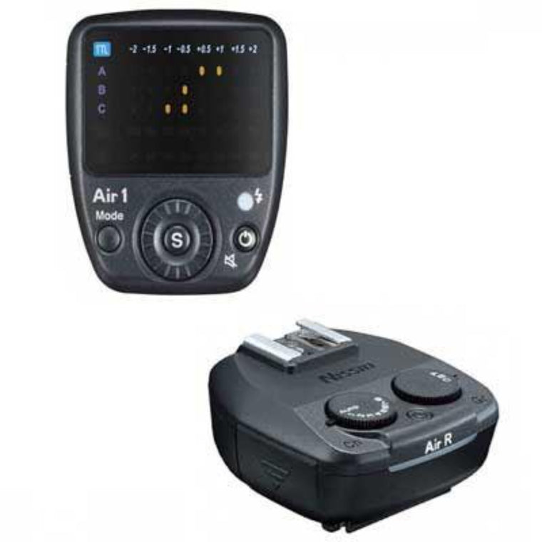 Nissin Commander Air 1 with Receiver Air R - Canon fit