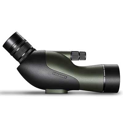 Hawke Endurance 12-36x50 Angled Spotting Scope