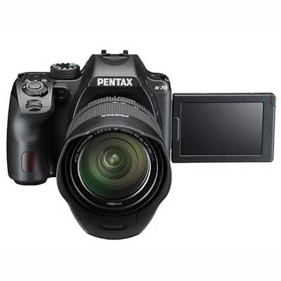 Pentax K-70 Digital SLR with 18-135mm Lens