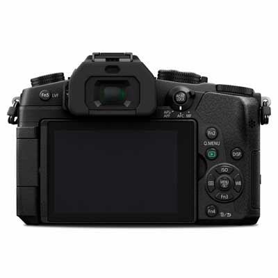 Panasonic Lumix DMC-G80 Digital Camera Body
