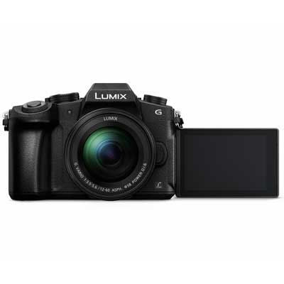 Panasonic Lumix DMC-G80 Kit with 12-60mm lens
