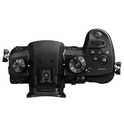 Panasonic Lumix DC-GH5 Digital Camera Body
