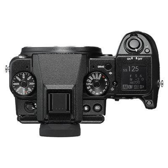 Fujifilm GFX 50S Medium Format Camera Body