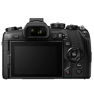 Olympus OM-D E-M1 Mark II Digital Camera Body