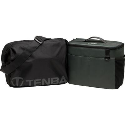 Tenba Tools BYOB/Packlite Flatpack Bundle 9 Black/Grey