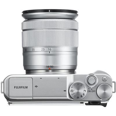 Fujifilm X-A10 Digital Camera with 16-50mm XC II Lens