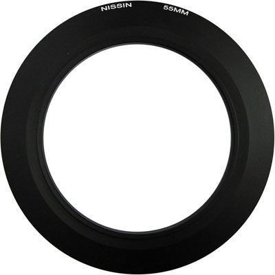 Nissin MF18 Lens Adaptor Ring 55mm