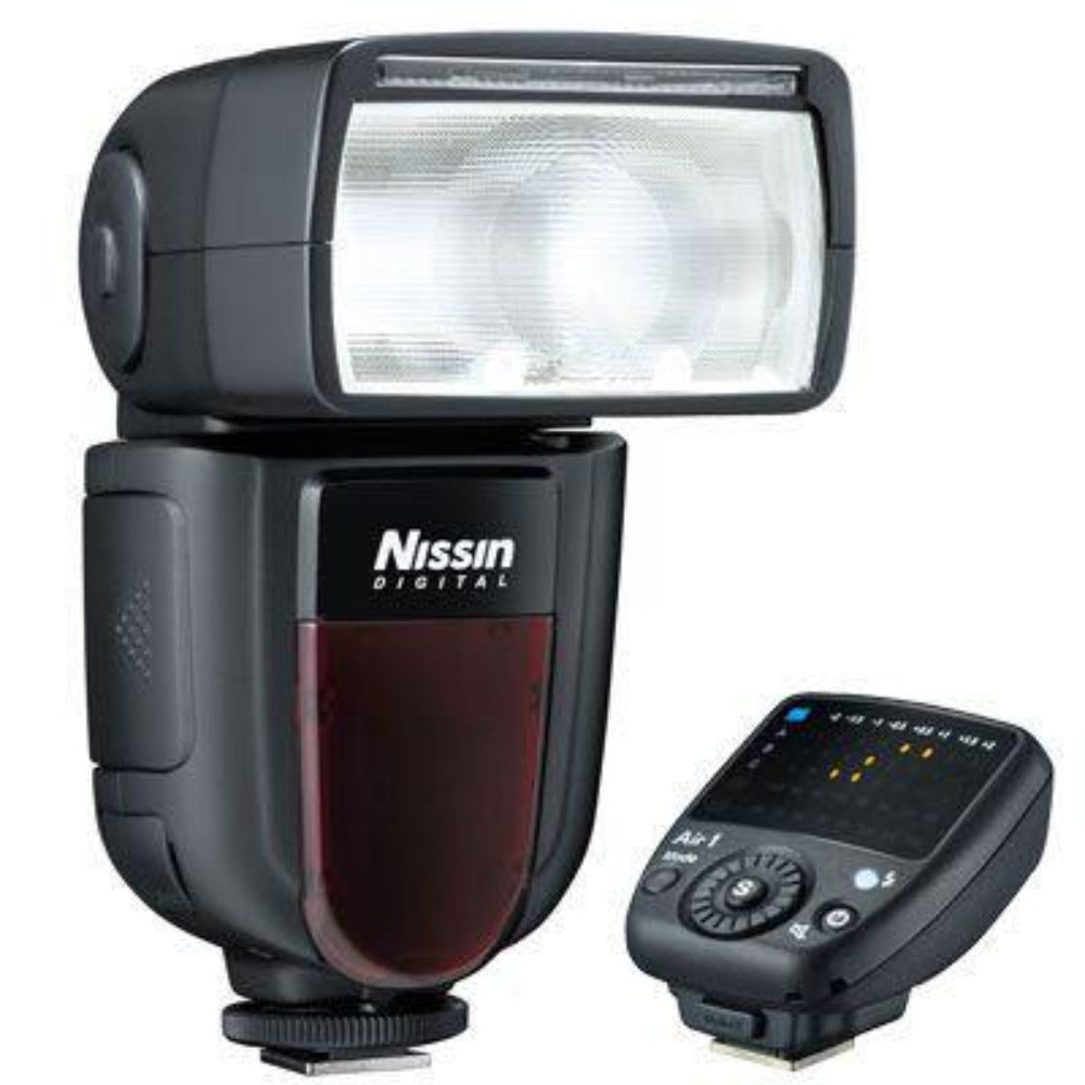 Nissin Di700 Air Flashgun and Commander Bundle - Nikon