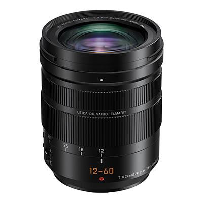 Panasonic Leica DG Vario-Elmarit 12-60mm f/2.8-4.0 ASPH Power Lens