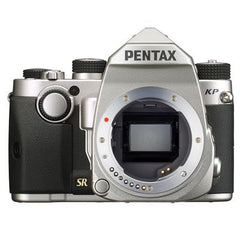 Pentax KP Digital SLR Camera Body - Silver
