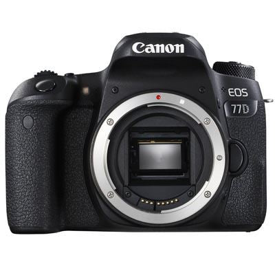 Canon EOS 77D Digital SLR Camera Body - Ex-Demo