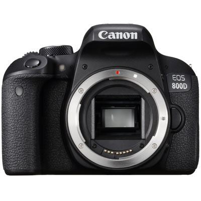 Canon EOS 800D Digital SLR Camera Body
