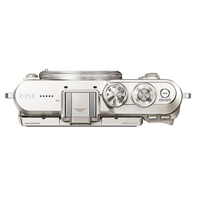 Olympus Pen E-PL8 Digital Camera Body - White