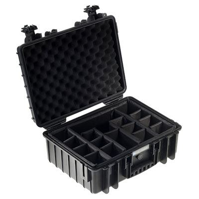 B+W Case 5000 Black+ Dividers