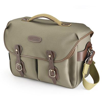 Billingham Hadley One - Sage FibreNyte / Chocolate