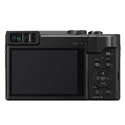 Panasonic Lumix DMC-TZ90 Digital Camera - Black