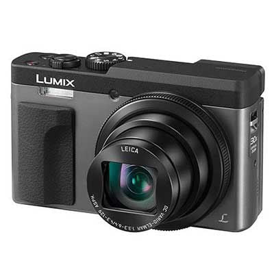 Panasonic Lumix DMC-TZ90 Digital Camera - Silver