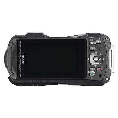 Ricoh WG-50 Digital Camera - Black