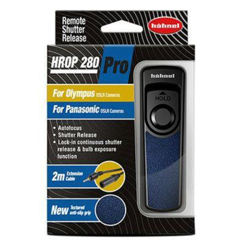 Hahnel HROP 280 Pro Remote Shutter Release - Olympus/Panasonic