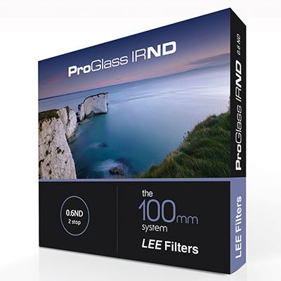 Lee 100 Solid ND ProGlass IRND Filter - 15 Stops